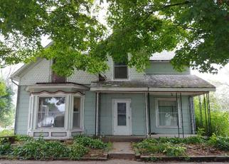 Pre Foreclosure in Mechanicsville 52306 E 1ST ST - Property ID: 1364459985