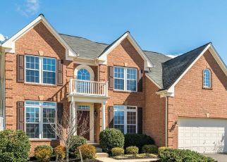 Pre Foreclosure in Remington 22734 RIVERTON CT - Property ID: 1379627443