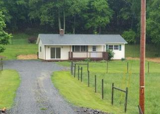Pre Foreclosure in Galax 24333 PIPERS GAP RD - Property ID: 1379675180