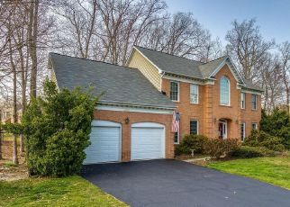 Pre Foreclosure in Fairfax Station 22039 MEADOW EDGE TER - Property ID: 1379702338