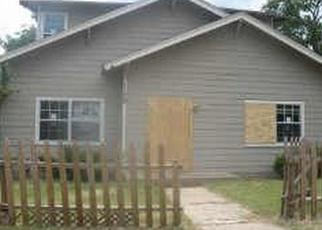 Pre Foreclosure in Fort Worth 76104 BESSIE ST - Property ID: 1380164850