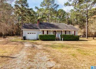 Pre Foreclosure in Wilsonville 35186 HIGHWAY 416 - Property ID: 1381559346