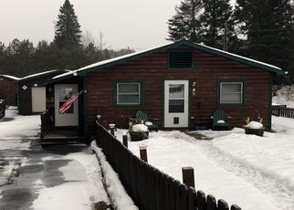 Pre Foreclosure in Lake Placid 12946 JOHNSON AVE - Property ID: 1382304790