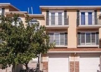 Pre Foreclosure in Sandy 84070 S VILLA SPRINGS CV - Property ID: 1382432227