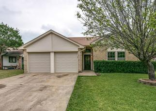 Pre Foreclosure in Mesquite 75180 RUSTIC TRL - Property ID: 1382630640