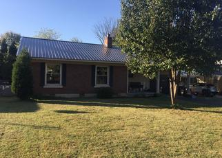 Pre Foreclosure in Mount Pleasant 38474 N LOCUST ST - Property ID: 1383051977