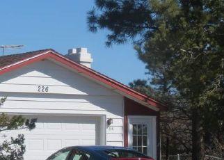 Pre Foreclosure in Los Alamos 87544 BARRANCA RD - Property ID: 1386106847