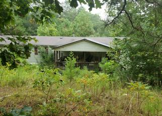 Pre Foreclosure in Waleska 30183 DARBY RD - Property ID: 1390133569