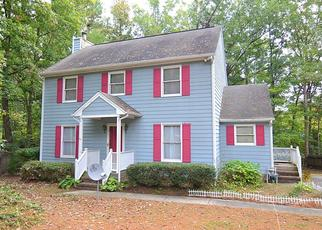 Pre Foreclosure in Durham 27713 MIDDLETON RD - Property ID: 1390680600