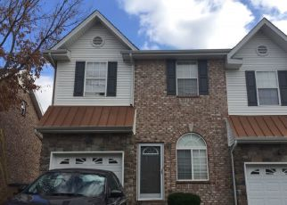 Pre Foreclosure in Nashville 37210 SPENCE ENCLAVE WAY - Property ID: 1397586572