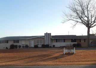 Pre Foreclosure in Selma 27576 PITTMAN RD - Property ID: 1400014704