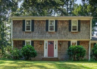 Pre Foreclosure in Duxbury 02332 STAGECOACH RD - Property ID: 1529650174