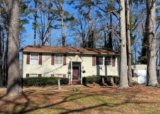 Pre Foreclosure in Peachtree City 30269 KINGS RIDGE DR - Property ID: 1727025802