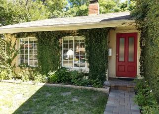 Pre Foreclosure in Newhall 91321 LA GLORITA CIR - Property ID: 609271937