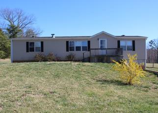 Pre Foreclosure in Appomattox 24522 TRENT HATCHERY RD - Property ID: 926818841