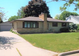 Pre Foreclosure in Appleton 54914 S SEMINOLE RD - Property ID: 931740345