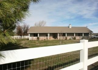 Pre Foreclosure in Aguanga 92536 CREE CT - Property ID: 985412756