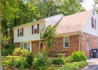 Sheriff Sale in North Chesterfield 23235 ROBINDALE RD - Property ID: 70025621473