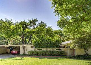 Sheriff Sale in Fort Worth 76109 PRESTON HOLLOW RD - Property ID: 70191952164